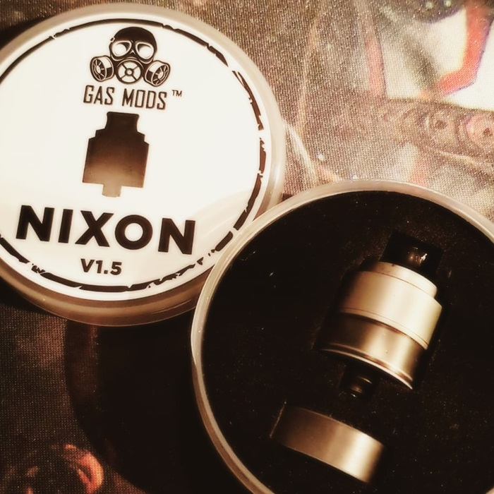 Nixon V1.5 RDTA by GAS MODS