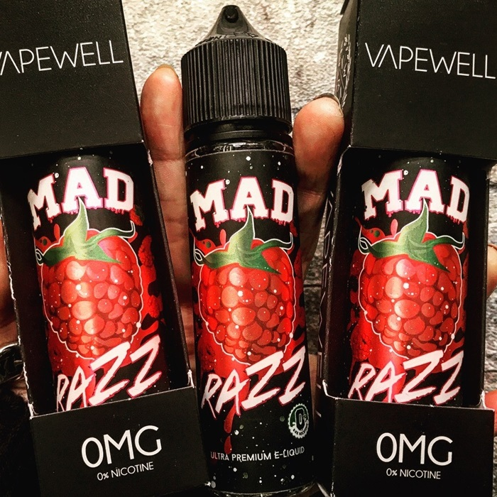 Mad Razz by Vapewell Supply