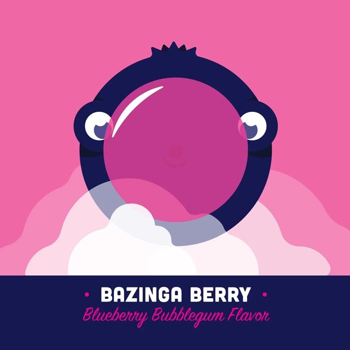 Bazinga Berry by Rasta Vapors