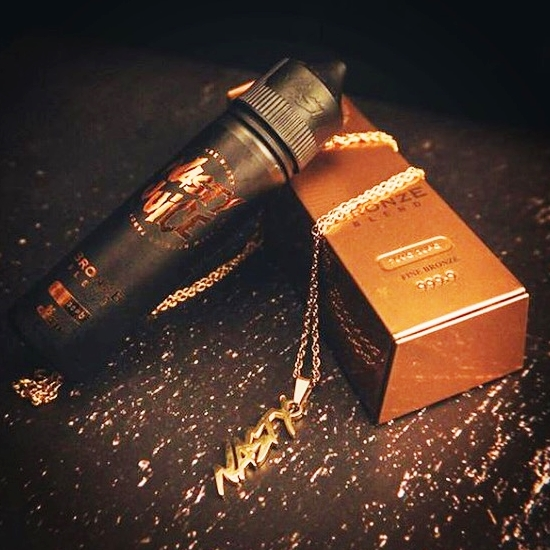 Bronze Blend by Nasty Juice