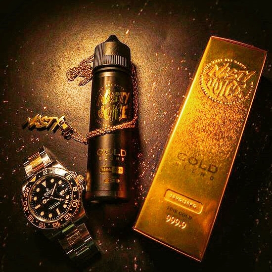 Gold Blend by Nasty Juice